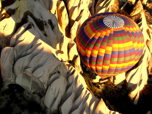 Long Balloon Flight