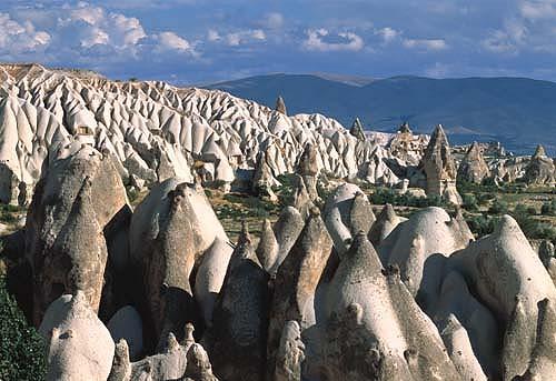 Cappadocia, Pamukkale, Ephesus  Via Konya