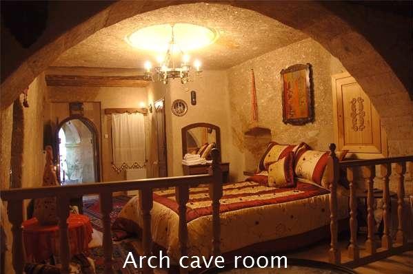 Dedeli Konak Cave Hotel Cappadocia Urgup Cappadocia