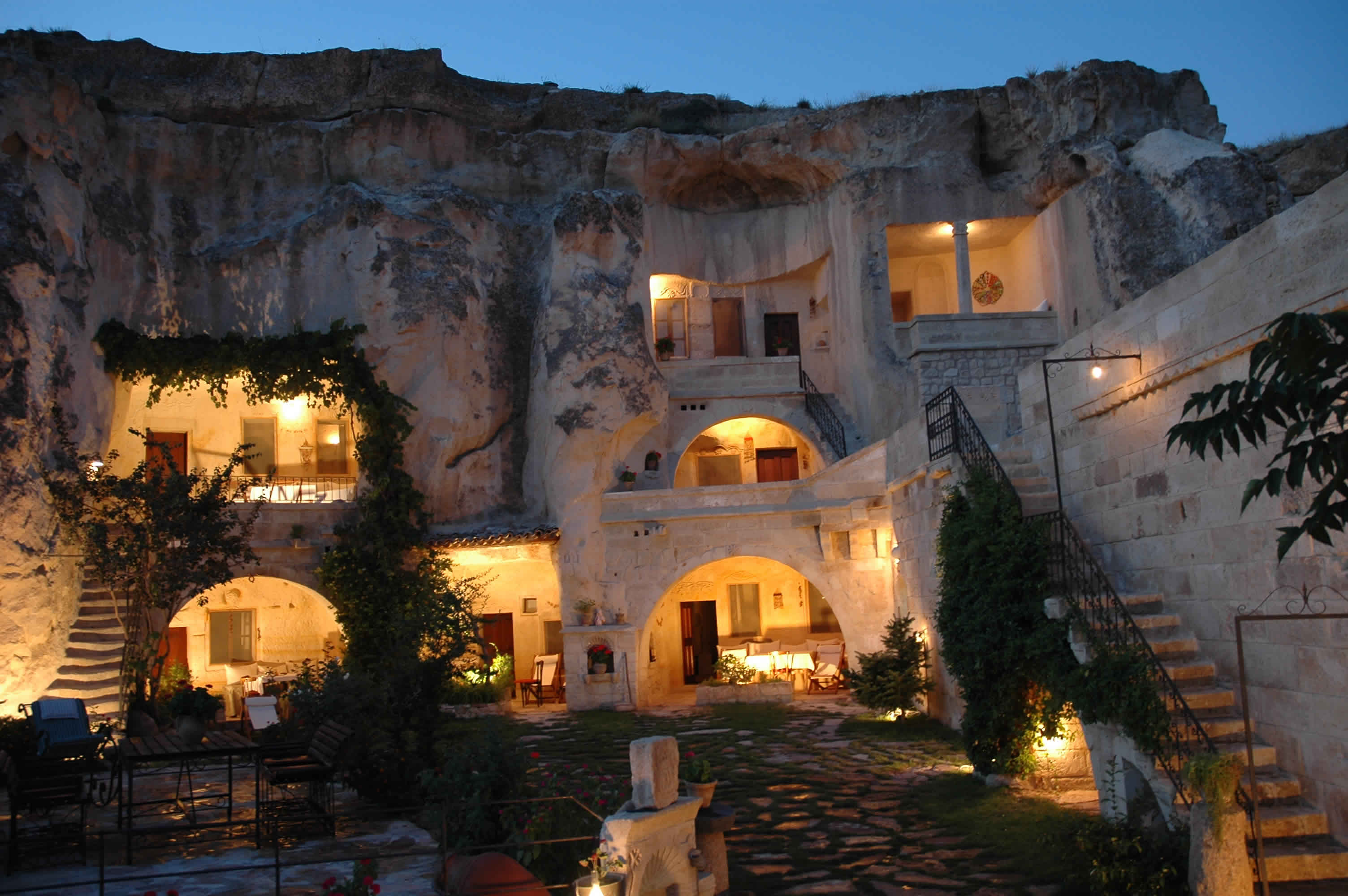 Best Hotels In Cappadocia Turkey